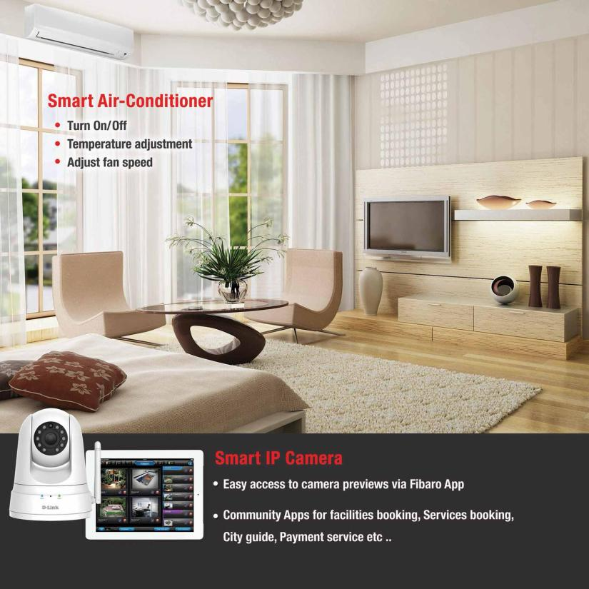 Belgravia Green Smart Aircon & IP Camera, developer sales, sales team, clara heng