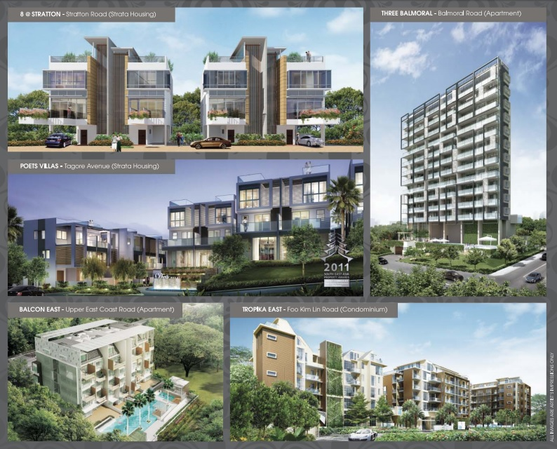 Belgravia Villas Developer Past Projects