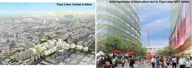 Paya Lebar Commercial Hub (URA)